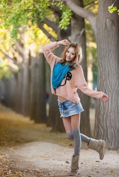 秋季的舞蹈