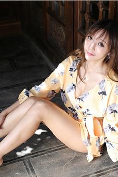 性感美女模特王馨瑶诱惑